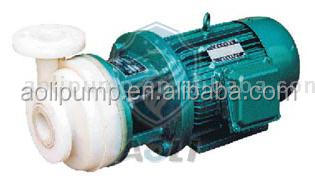 PF series highly anticorrosion chemical pump