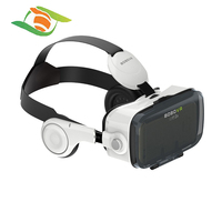 newest BOBO VR glasses with earphone 3D VR virtual reality headset