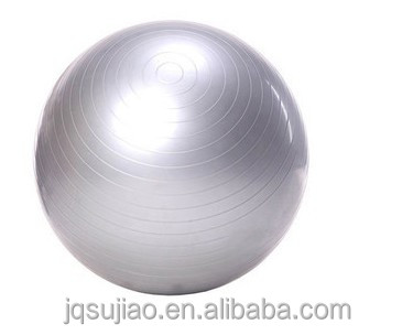 45cm gym ball wholesale, yoga ball manufacturer ,fitness ball producer 16P passed