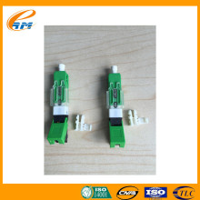 Field Assembly Fiber Optical SC/APC Fast Quick use Connector
