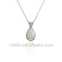 Fahion nature stone pendant wholesale jewelry