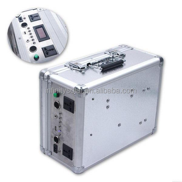 New style useful solar generator 220v portable