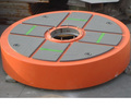 High quality customized water treatment FRP GRP cover, fiberglass bouy