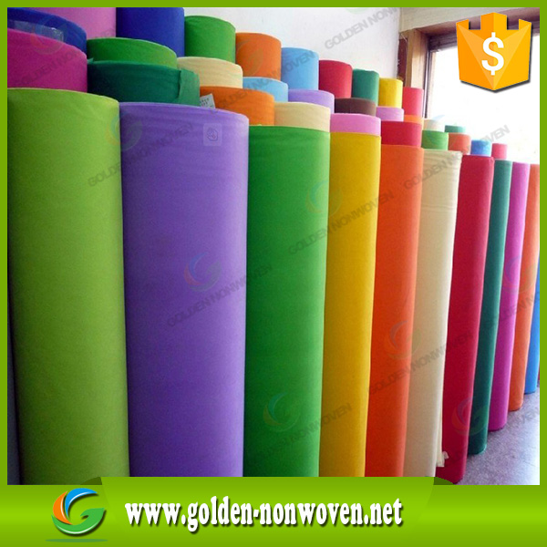 100% pp/polypropylene spunbond non-woven fabric, raw material pp spunbond nonwoven/non woven fabric in rolls for bag making