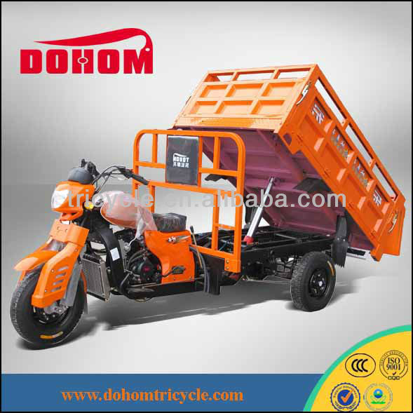 250CC hot selling in South Africa hydraulic cargo tricycle