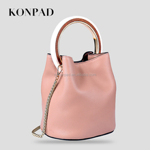 2017 high quality women fashion pu leather handbags,bags women,fashion bucket bags ladies handbags