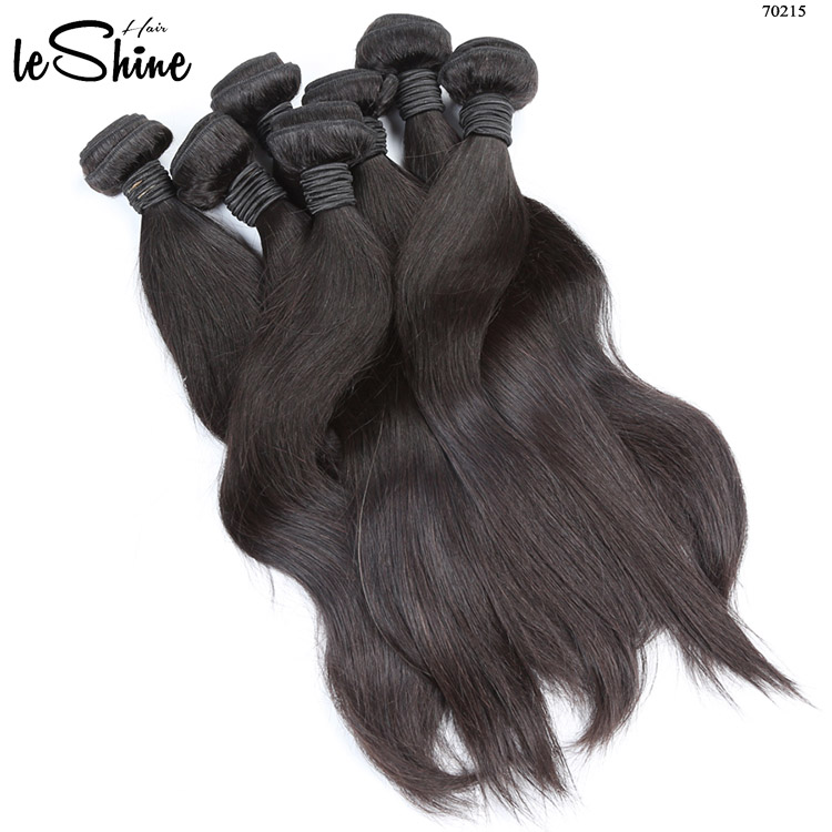 Fashionable <strong>human</strong> no shedding 100% virgin Brazilian hair weave
