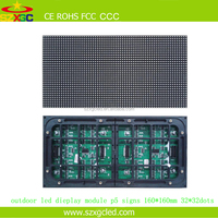 Shenzhen Hot selling high quality rgb smd p5 outdoor full color led display screen module