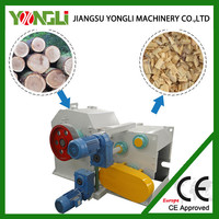 Jiangsu CE ISO approved industrial drum wood chipper