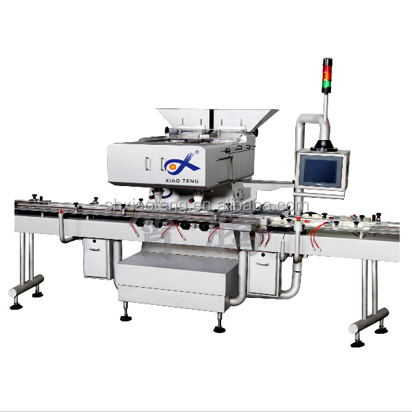 Tablet bottle filling machine, automatic cigarette filling machine, aerosol spray filling machine