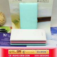 Sustyle SU-P8 8000Mah Slim Power Bank credit card power bank