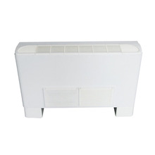 Low noise floor standing air conditioner ducted fan coil unit for hospital/hotel