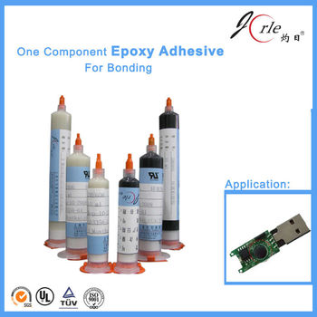Professional epoxy glue for plastics