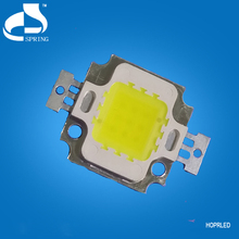 Best performance 10W led chip on board high power led