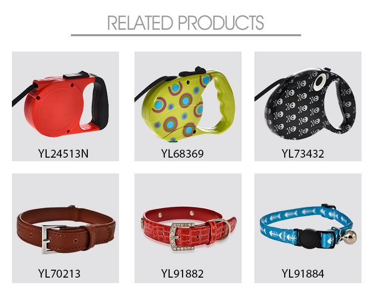 Tianyuan pet factory direct sell all kinds of printed pet cat collar with bells