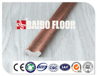Laminate Concave Line/ Scotia Skirting For Laminate Flooing