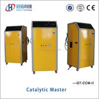 New energy three -way catalyst Fuel saving hho generator