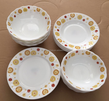 24pcs dinner ware dinner set/ kitchen ware