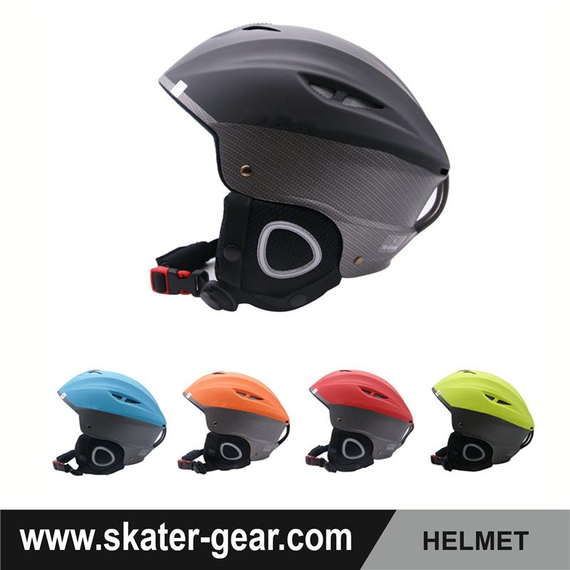 SKATERGEAR new products ce in-mold skate helmet