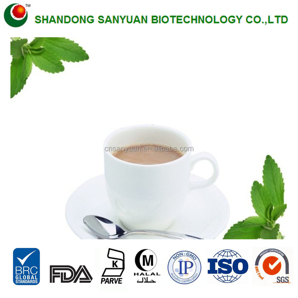 Tabletop sweetener - Erythriol and Stevia