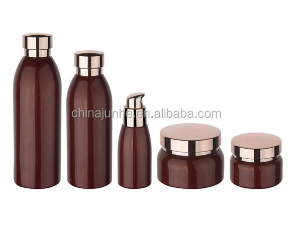 New cosmetic container plastic cosmetic bottle for Sale