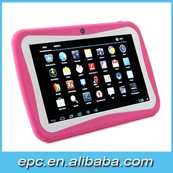 2016 7 inch children tablet pc , kids learing tablet pc for education tablet