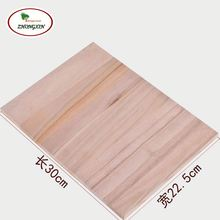 Wholesale Price Karate Display Taekwondo Wood Board