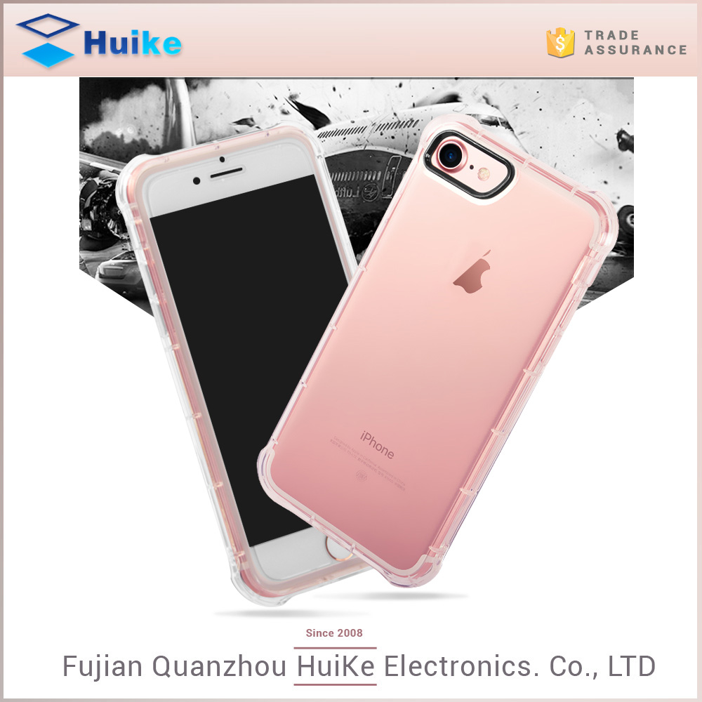 Transparent Clear Back Cover Case Super <strong>Protective</strong> For iphone 7 7plus 6 6plus