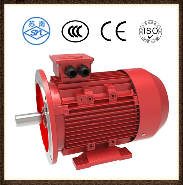 YE3 series horizonal three phase electric ac motor Manufacturer