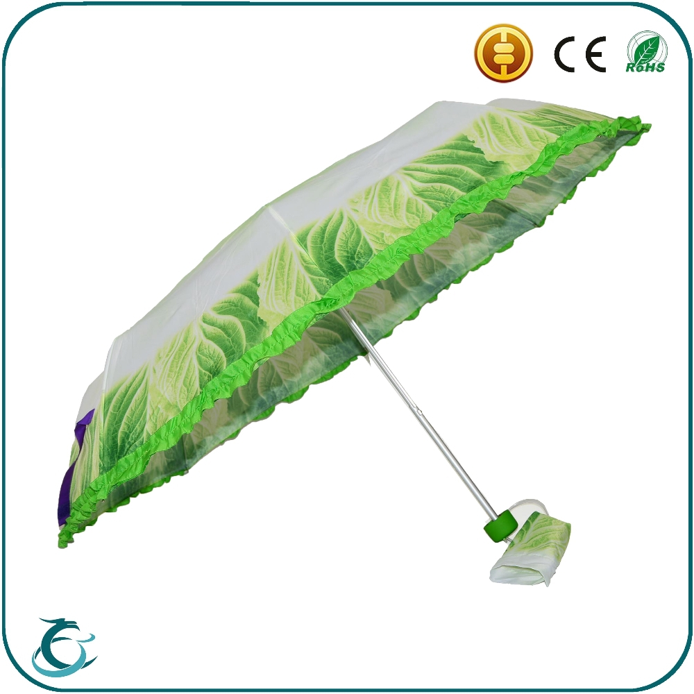 unique design high quality fashional fold umbrella with aluminum material