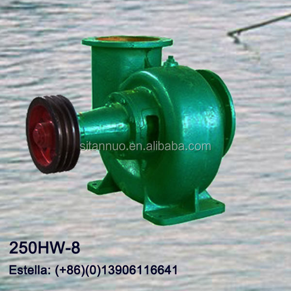 Diesel Engine 10 INCH Water Pump
