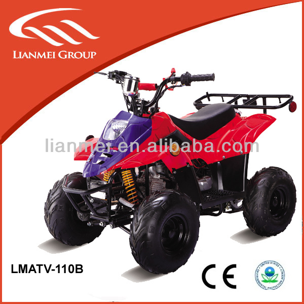 110cc all terrain tracked vehicles for sale with CE with EPA