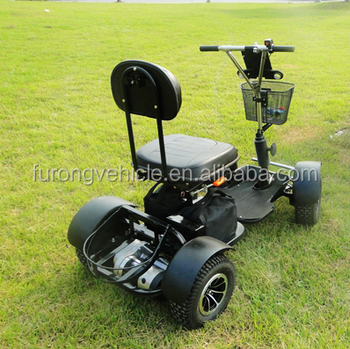 CE Approved 1 Passenger Electric Golf Cart for Sale / GF-03