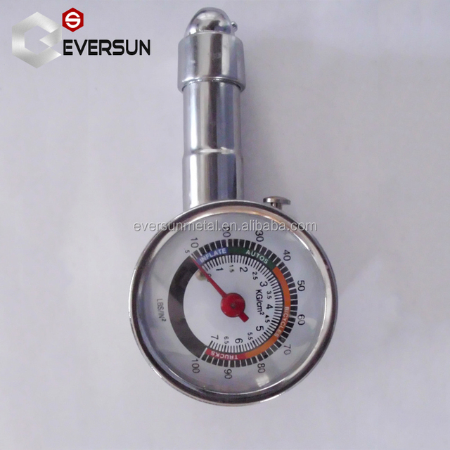 High Quality Meter Tire Pressure Gauge Auto Car Bike Motor Tyre Air Pressure Gauge Meter Vehicle Tester monitoring system