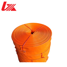 European Popular flexible drain lay flat agricultural water fire hose