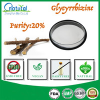 Factory Supplied High Quality Glycyrrhizine