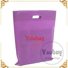 oem pp spunbond non woven bag customized give away non woven bag name brand tote bags