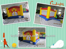 jumping bouncer/inflatable slide bouncer combo/body bouncer for sale