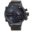 2016 skone new stainless steel fashion popular look high end wacth for man