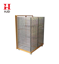 Multifunctional Drying Rack for Screen Printing Usage Factory Supply