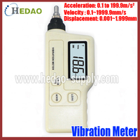 Digital Portable vibration measurement equipment