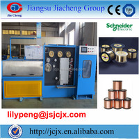 EDM brass wire drawing and annealing machine