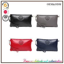 D085 New products Genuine women Leather purse ladies wallet women clutch alibaba china wholesale Korean retro two folds wallet