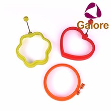 Cooking Silicone Non-stick Frying Egg Ring Slip Pancake Molds