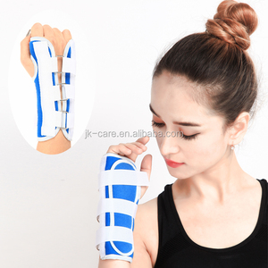 Gym equipment adjustable wrist brace, neoprene waterproof bowling wrist support