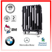New Arrival ABS PC China Supplier Trolley Luggage with Factory Price Hot Sale