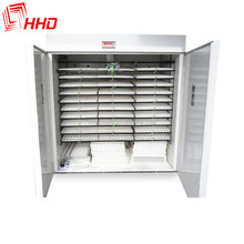 New agricultural machines incubator HHD penguin chicken eggs making machine sale
