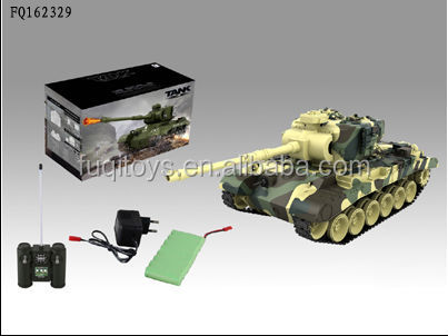 United States M26 1/18th Scale RC Air Soft Tank Leopard