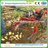 single-row sweet potato harvester machine used for tractor for sale