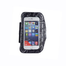 Colorful charging sport LED armband for mobilephone case protective